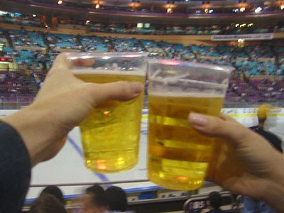 2011-12 NHL Beer Cost Index