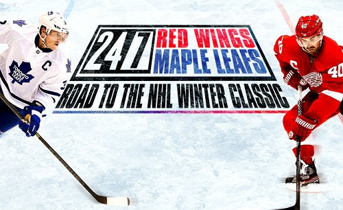road to the winter classic 2014